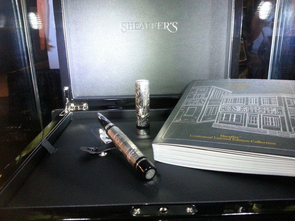Sheaffer Centennial Limited Edition - Sterling Silver
