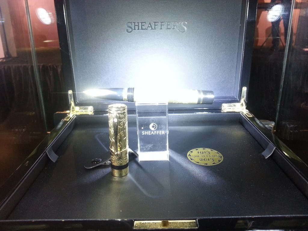 Sheaffer Centennial Limited Edition - 18K Solid Gold