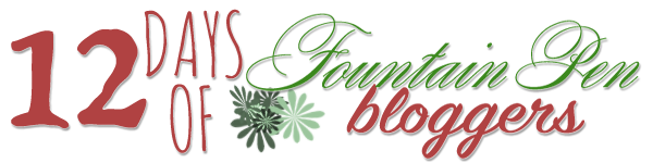 12-days-of-fountain-pen-bloggers