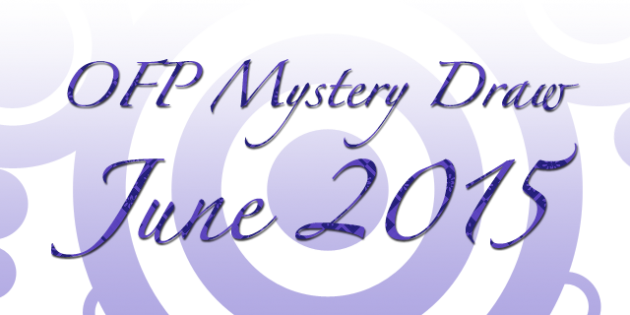 Mystery Draw banner June