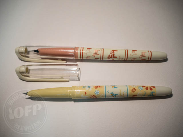 Another pictorial fountain pen, also Chinese...