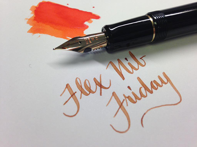 Top 3 Pens For 2015 Calligraphy Nut On Fountain Pens