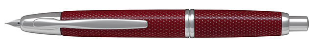 Pilot Capless Kasuri Red
